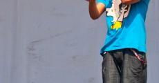 Emicida no SWU 2011