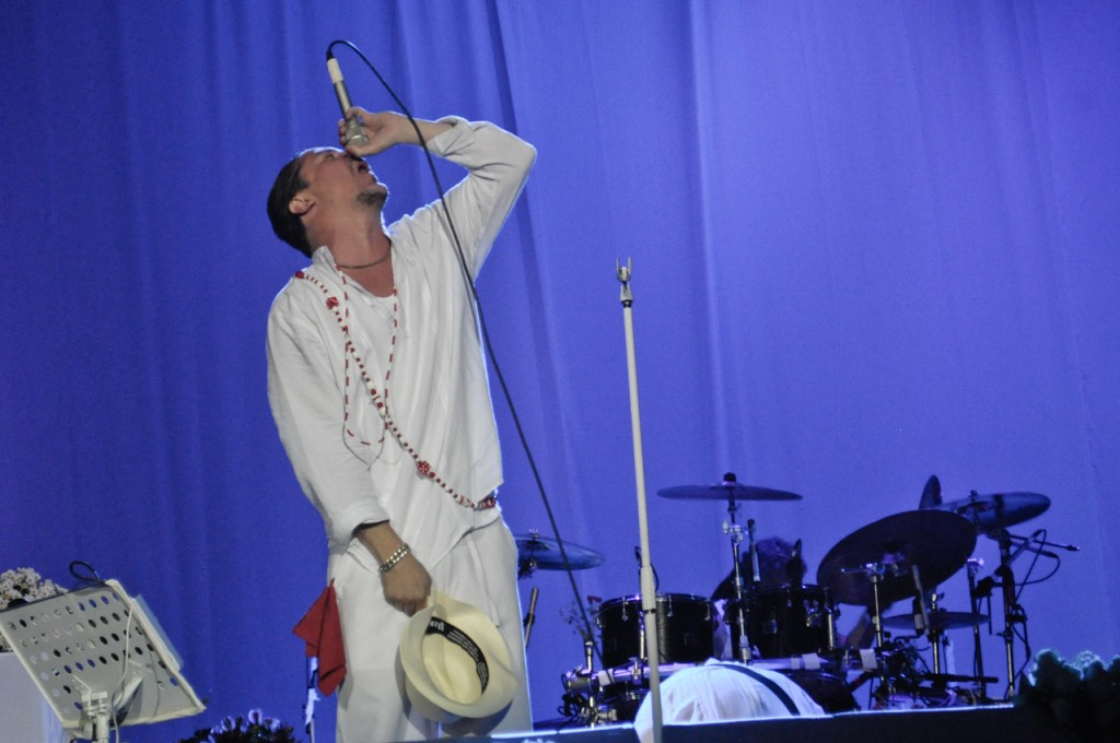 Faith No More no SWU 2011