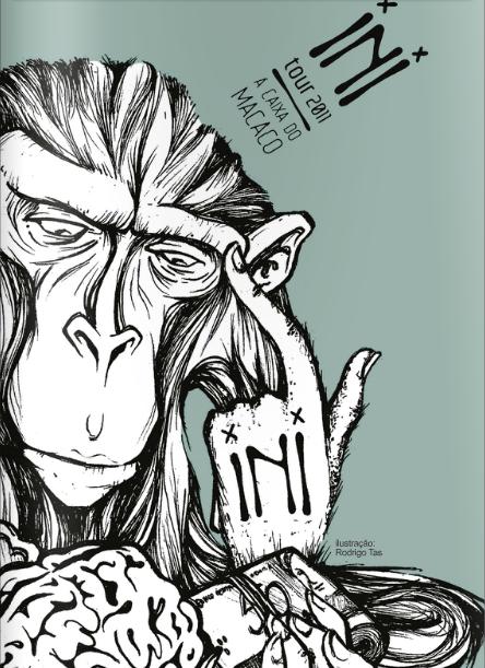 INI - A Ciaxa do Macaco