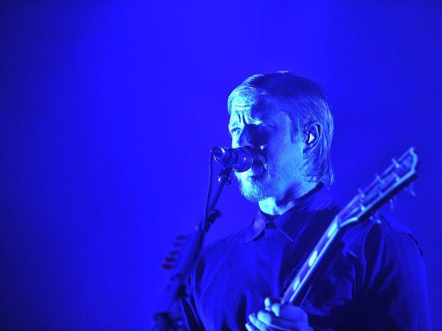 Interpol no Planeta Terra Festival