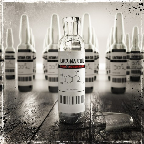 Lacuna Coil revela capa de Dark Adrenaline