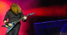 Megadeth no SWU 2011