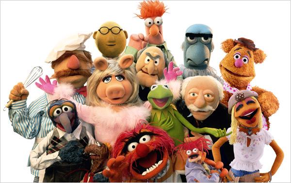"""Muppets fazem cover de """"Smells Like Teen Spirit"""""""