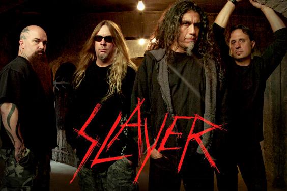 slayer tocará album clássico na íntegra