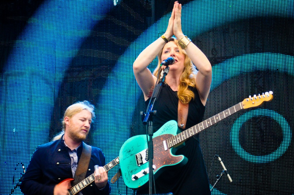 Tedeschi Trucks Band no SWU 2011