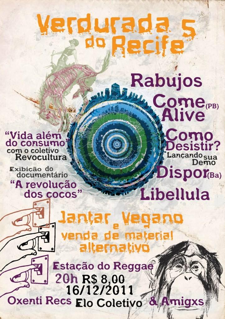 5ª Verdurada do Recife