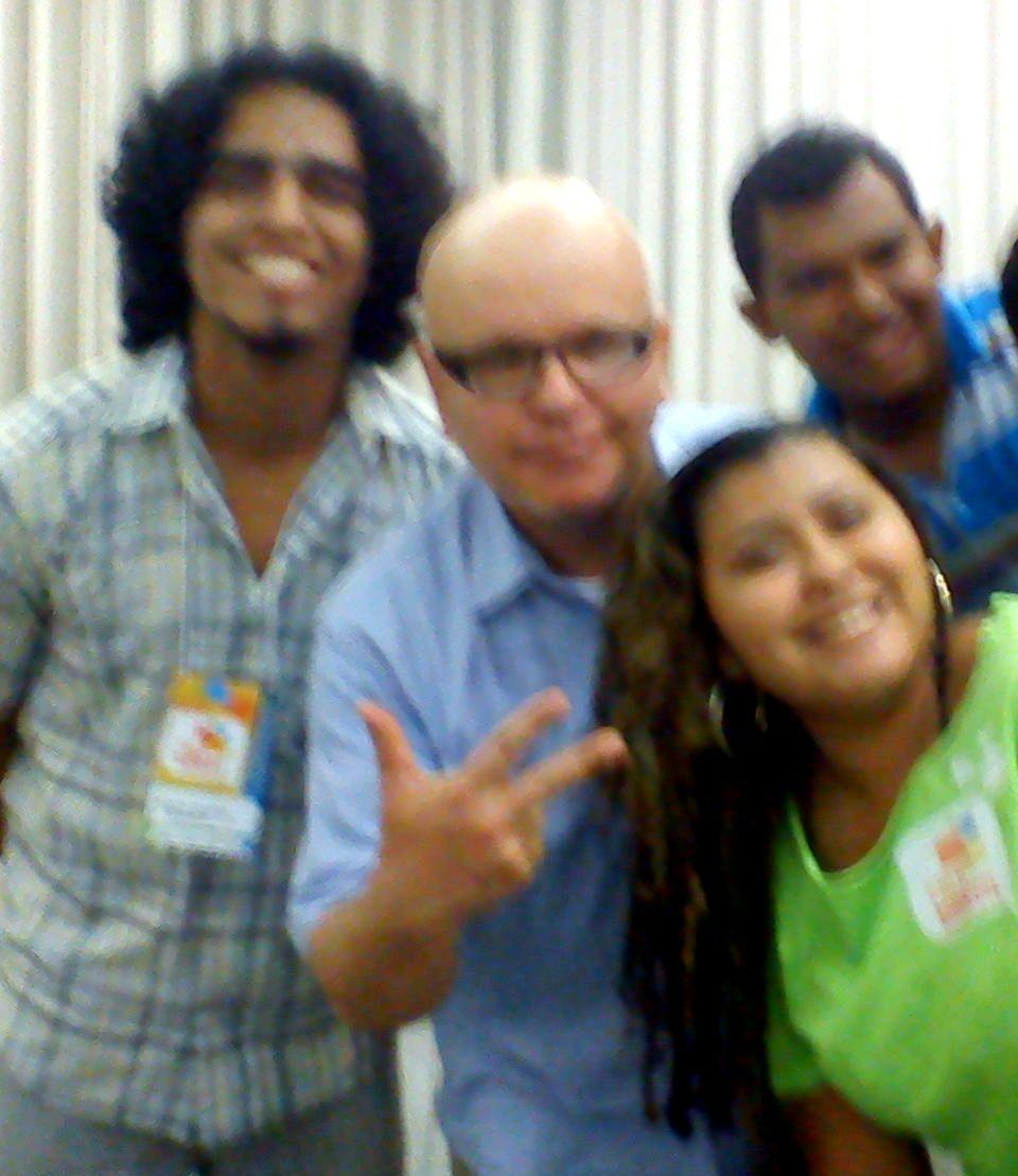 Colombia, Tas e Aline Mota
