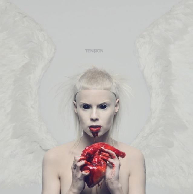 Die Antwoord_album_cover_Ten$ion_2012