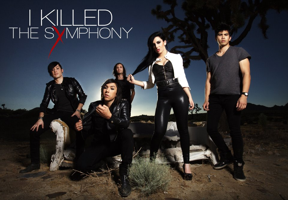 I Killed The Symphony