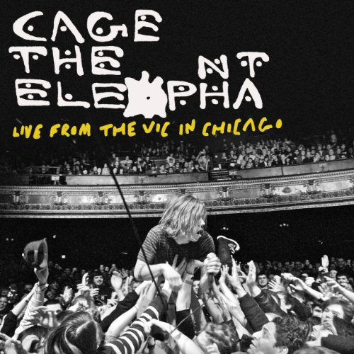 Primeiro Registro Ao Vivo do Cage The Elephant Sairá em 2012