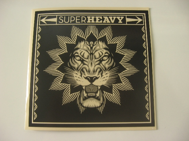 Resenha_SuperHeavy_Edição Deluxe_2011_TMDQA!