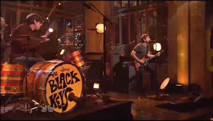 The Black Keys no Saturday Night Live
