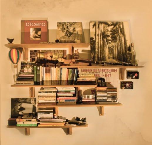Cícero - Canções de Apartamento