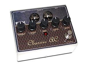 Pedal Classic AC