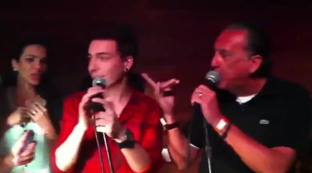 """Galvão Bueno """"canta"""" Tim Maia"""