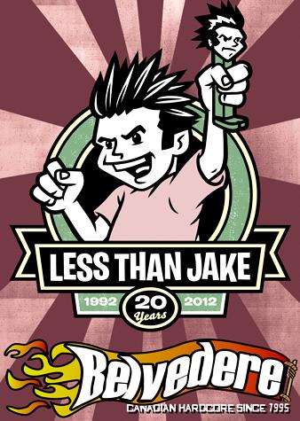 Less Than Jake volta ao Brasil
