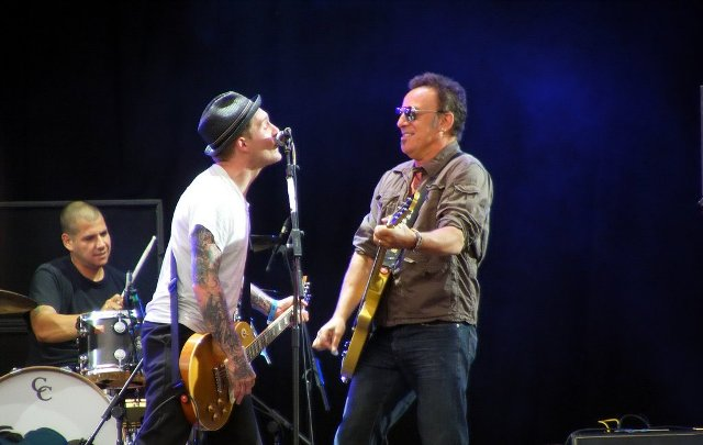 the-gaslight-anthem-bruce-springsteen