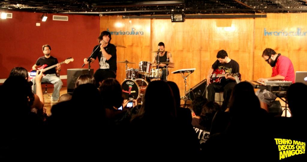 Chico Tchê, China, Pernalonga, Yuri e Chiquinho