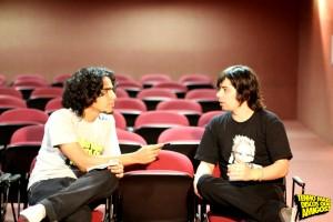 Entrevista exclusiva com China
