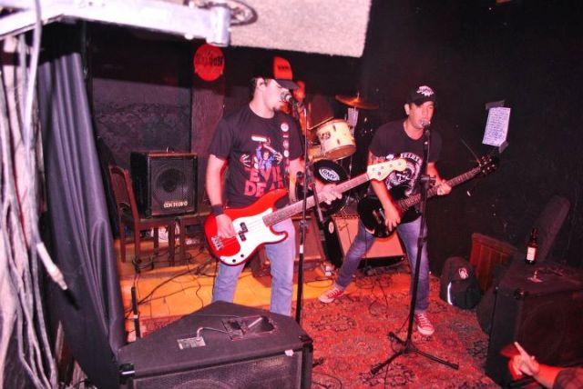 Gambrinus 74 na Drunk Rock Party, por Raíssa Medeiros