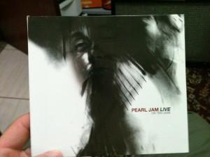 Pearl Jam Live On Ten Legs Capa 02