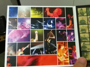 Pearl Jam Live On Ten Legs encarte 01