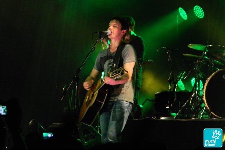 Resenha - James Blunt no Rio de Janeiro (20.01.12)