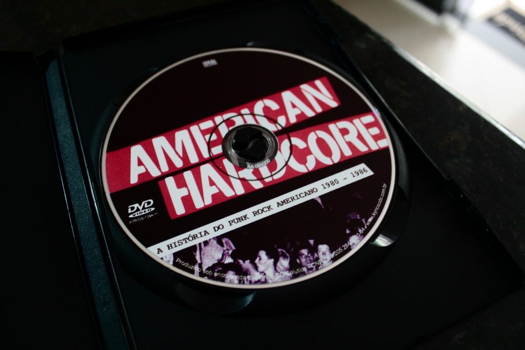 American Hardcore - A História do Punk Rock Americano 1980 - 1986