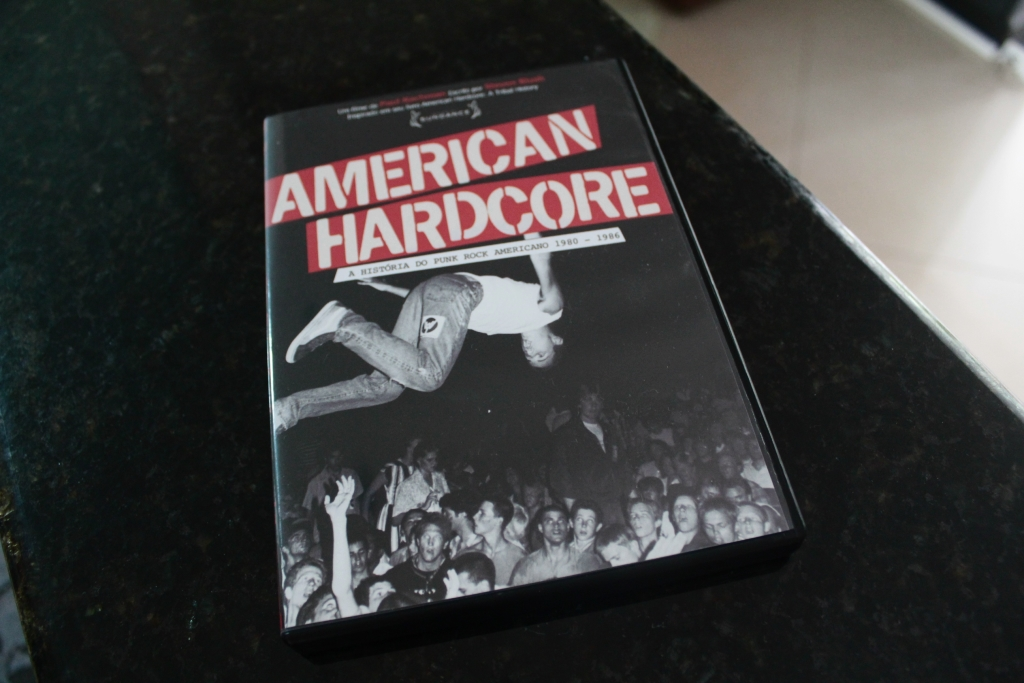 American Hardcore - A História do Punk Rock Americano 1980 - 1986