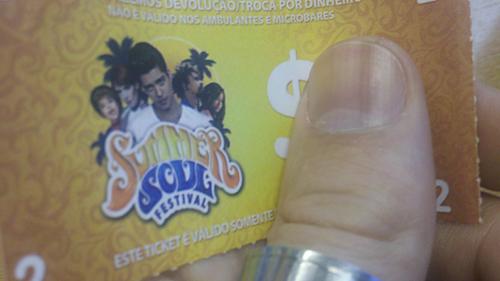 Bruno Mars no Summer Soul Festival