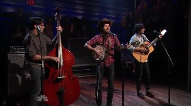The Avett Brothers toca Bob Dylan