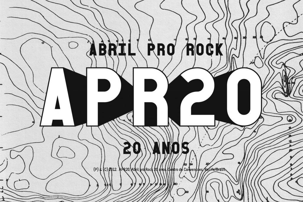 Abril Pro Rock 2012 divulga programação completa