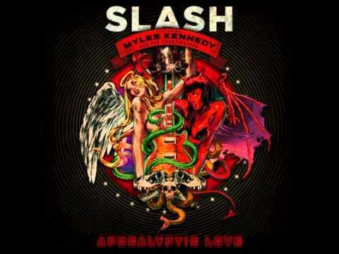 Slash grava novo disco