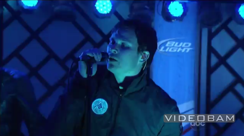Angels And Airwaves no Jimmy Kimmel