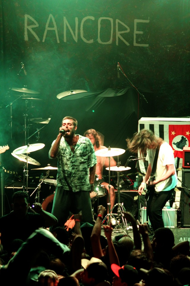 Rancore em Curitiba
