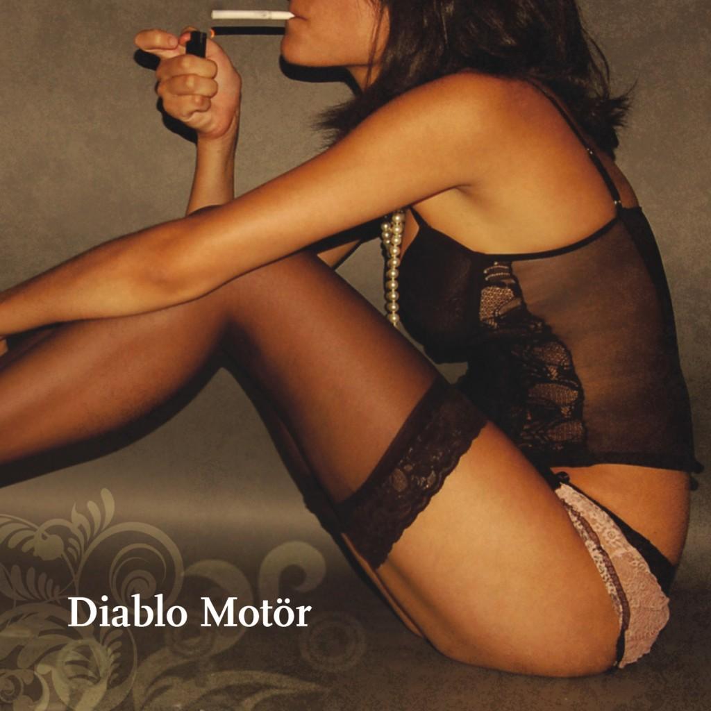 Diablo Motor - Diablo Motor EP