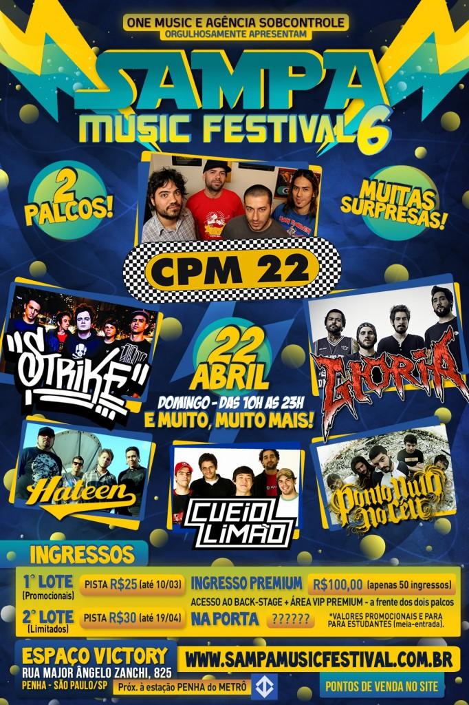 Sampa Music Festival 6