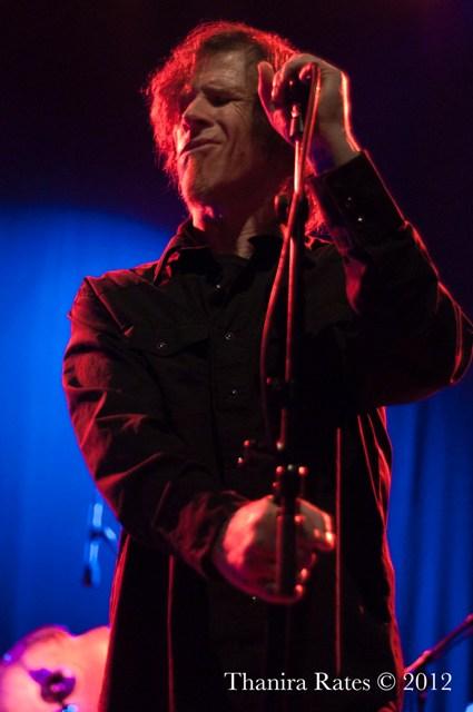 Mark Lanegan - Turnê Blues Funeral Sombrio Porém Energizante (foto Thanira Rates)