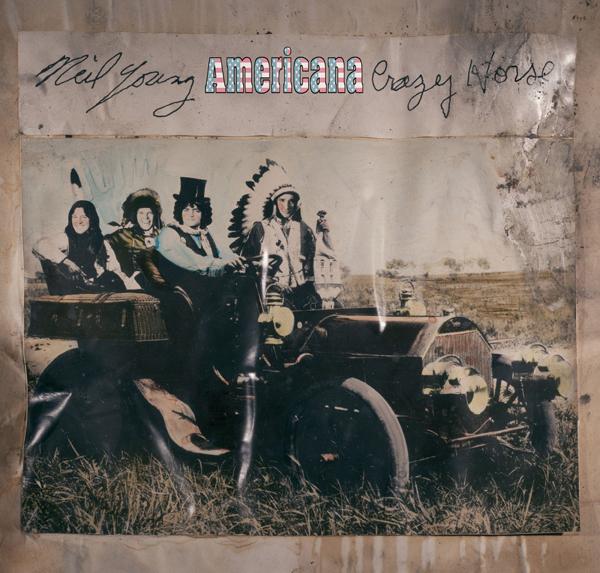 Neil Young e Crazy Horse - Americana