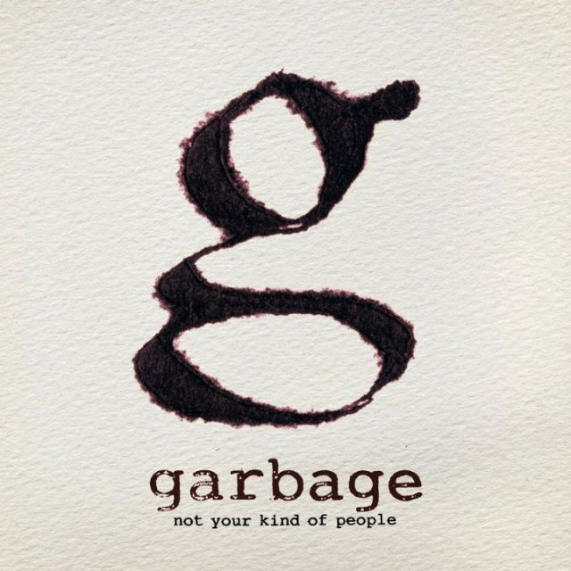 Not Your Kind of People - Garbage - edição regular - 2012