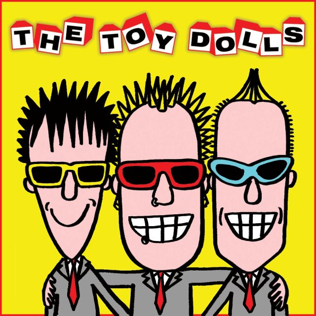 Por Onde Anda? - The Toy Dolls