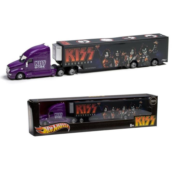 Caminhão do KISS