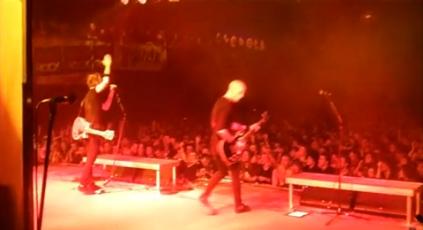 Rise Against e vocalista do Touché Amore