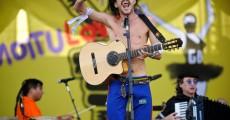 Gogol Bordello no Lollapalooza Brasil