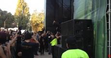 Crosses no Lollapalooza Chile 2012