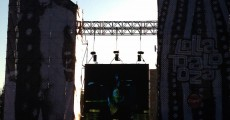 Cage The Elephant no Lollapalooza Chile 2012