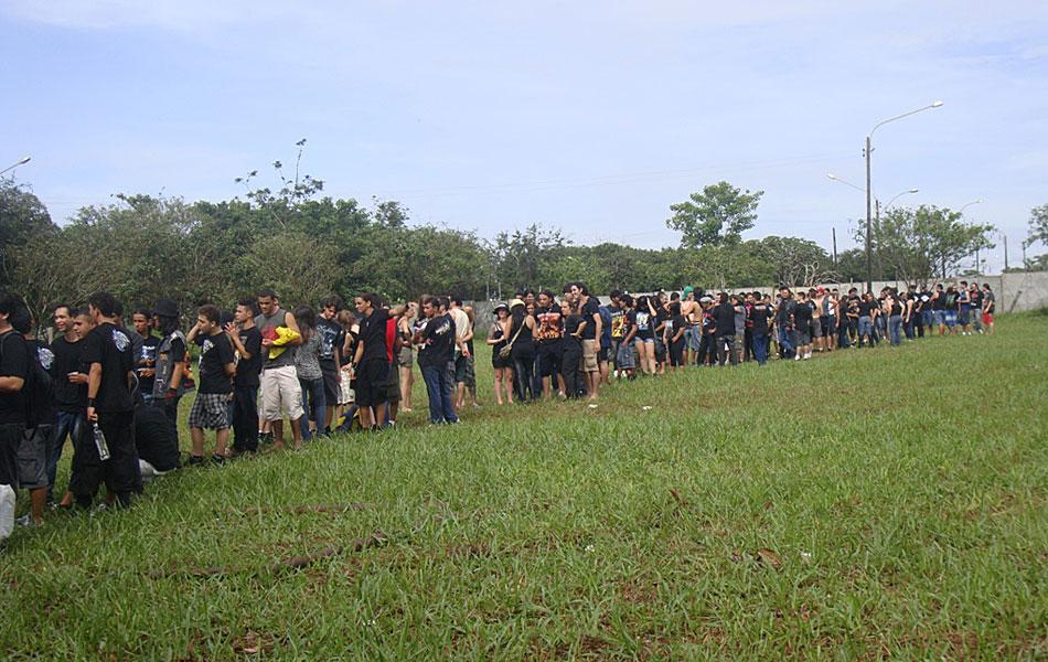 Festival Metal open Air é cancelado