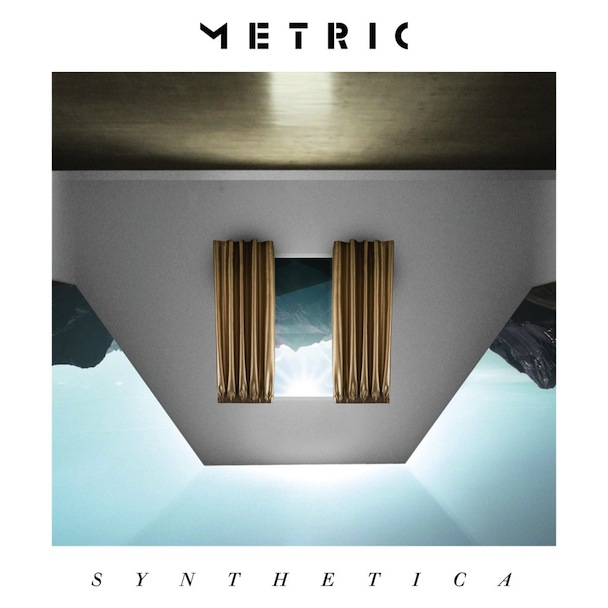 Metric - Synthetica - 2012 album cover
