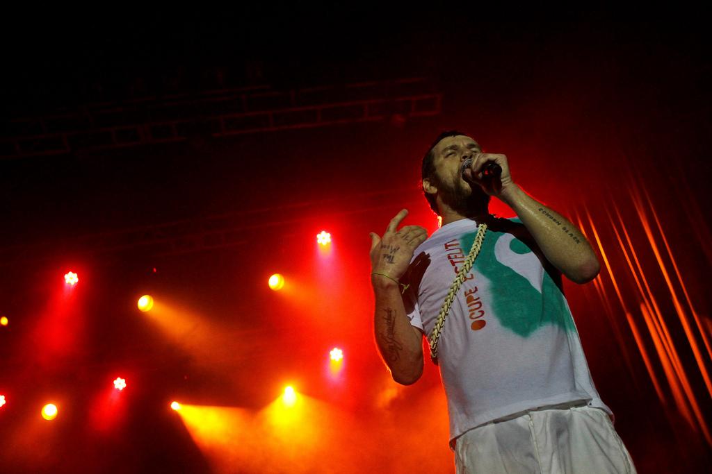 Otto no Abril Pro Rock 2012