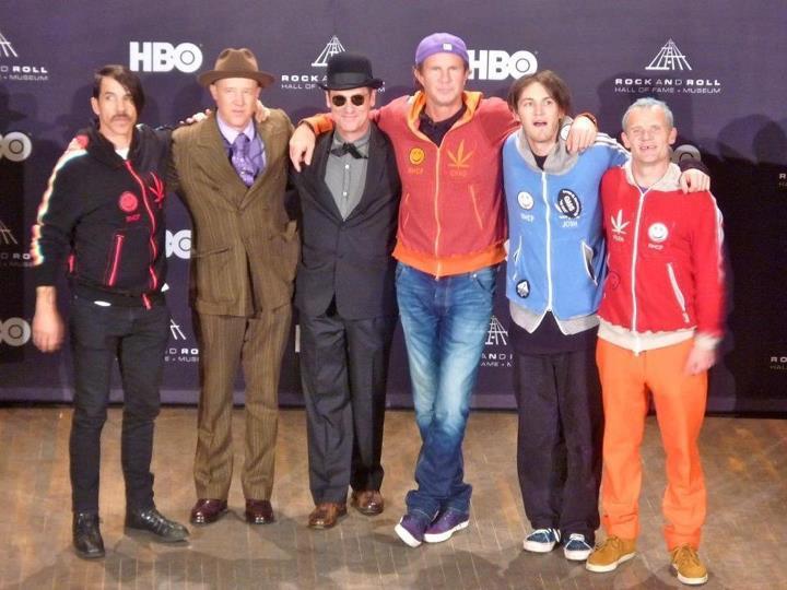 Veja como foi a premiação dos Red Hot Chili Peppers no ...